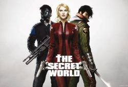THE SECRET WORLD online