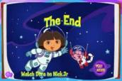Dora in Space oyunu