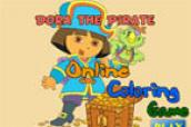 Dora the Pirate