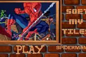 Spiderman Tiles